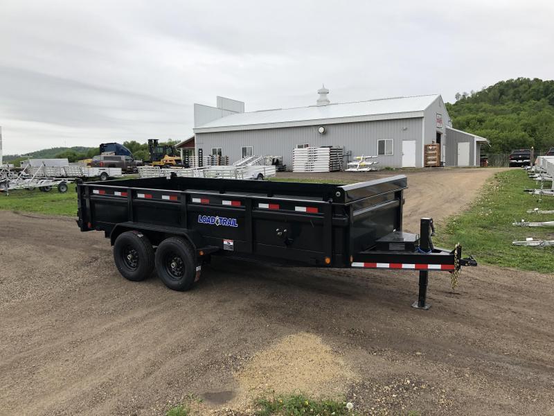 2018 Load Trail 83X16 Dump Trailer