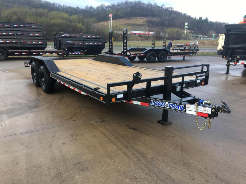 2018 Load Trail 102X20 Car Hauler