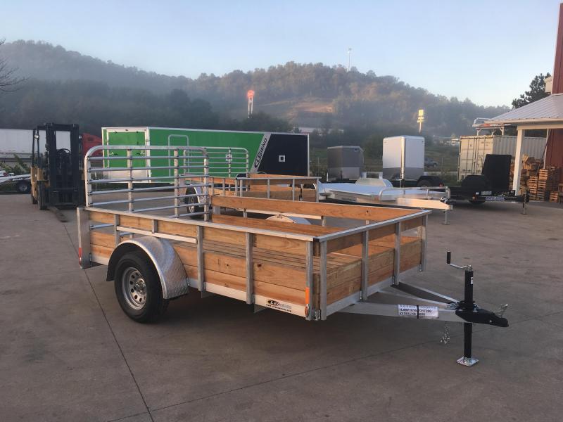 2018 Legend Manufacturing 6X10 Utility Trailer 3K