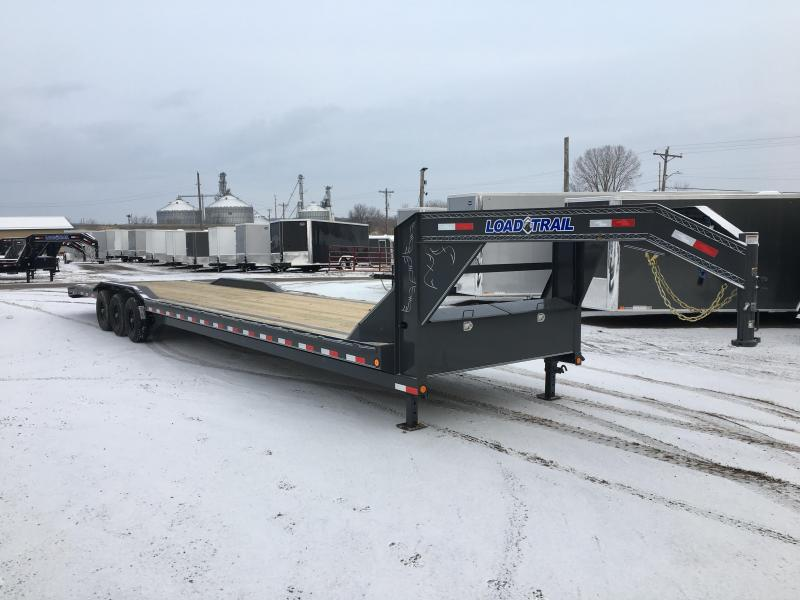 2018 Load Trail 102X40 Gooseneck Car Hauler