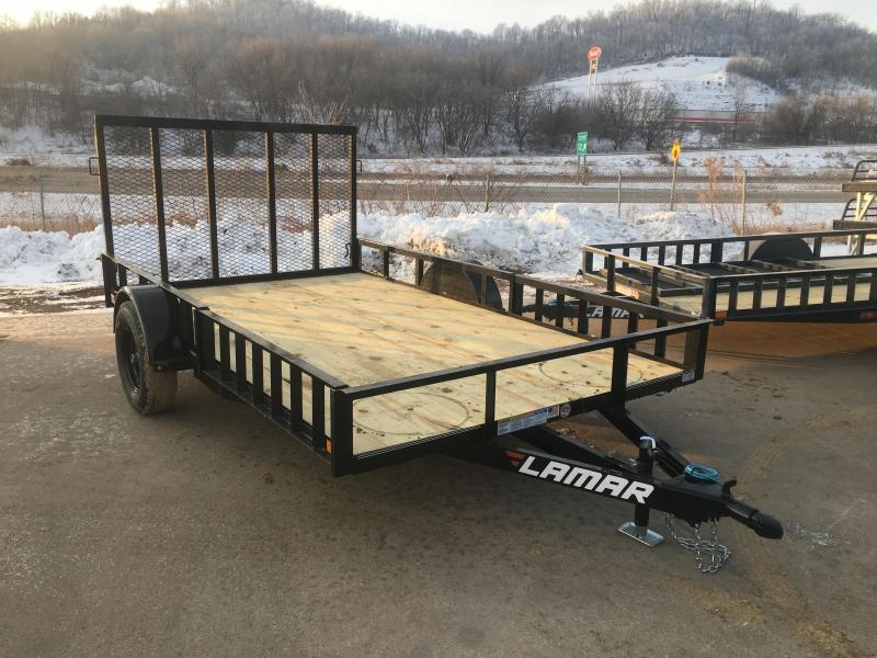 2020 Load Trail 83X12 Utility Trailer