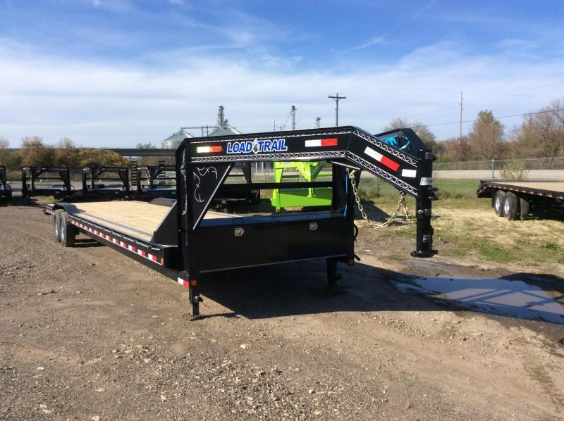 2018 Load Trail 102X36 Gooseneck Car Hauler