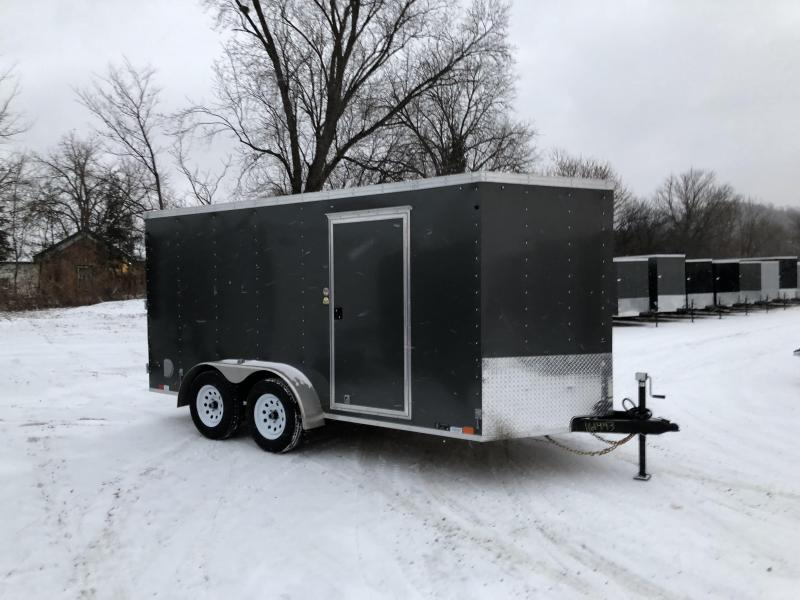 2018 United Trailers 7X14 Enclosed Cargo Trailer