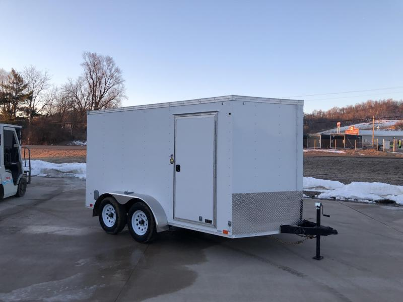 2018 United Trailers 7X12 Enclosed Cargo Trailer