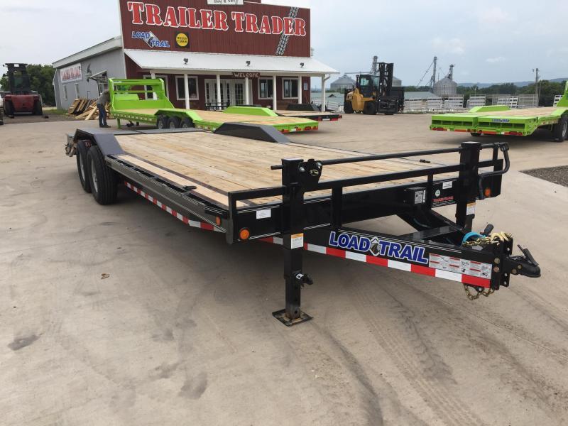 2017 Load Trail 102X24 Car Hauler