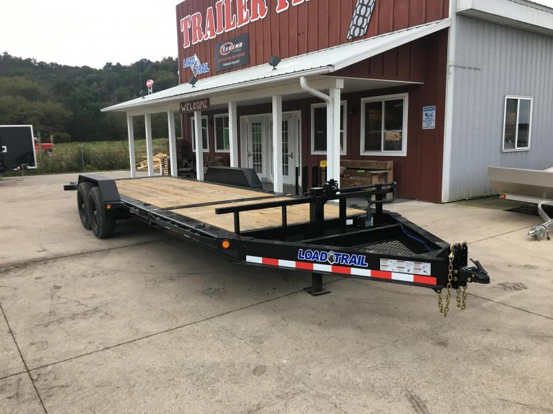 2019 Load Trail 83X22 Gravity Tilt Deck Equipment Trailer