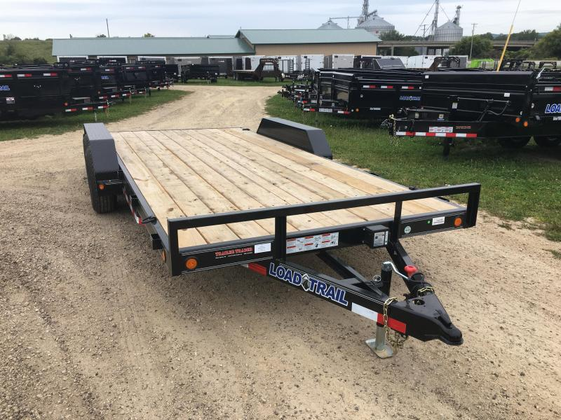 2017 Load Trail 83X18 Car Hauler