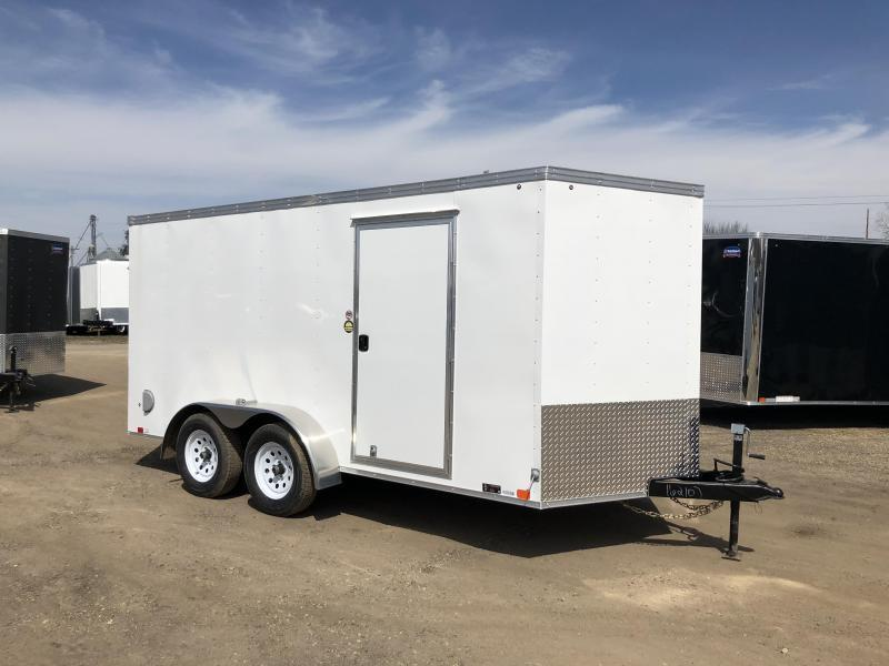 2019 United Trailers 7X16 Enclosed Cargo Trailer