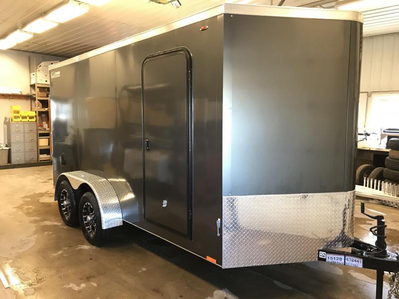 2018 Legend Manufacturing 7X14 Enclosed Cargo Trailer