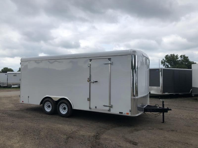 2019 United Trailers 8.5X18 Enclosed Cargo Trailer