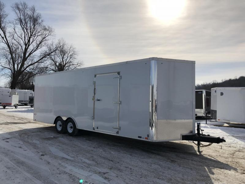 2018 United Trailers 8.5X24 Enclosed Cargo Trailer *DENT*