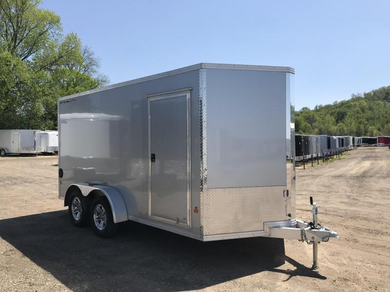 2017 Stealth Trailers 7X14 Aluminum Enclosed Cargo Trailer