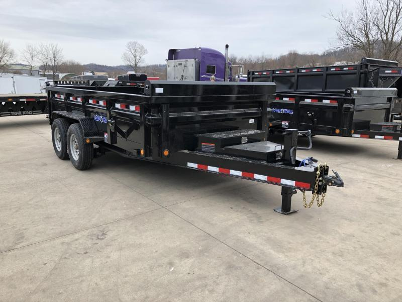 2018 Load Trail 83X14 HD Dump Trailer