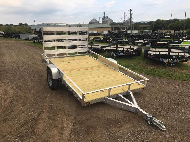 2018 Rugged Terrain 6X10 Super Lite Utility Trailer