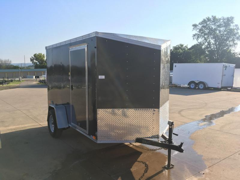 2018 United Trailers 6X10 Enclosed Cargo Trailer