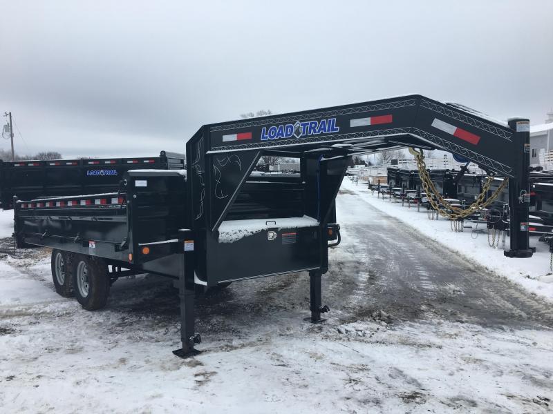2018 Load Trail 96X14 Gooseneck Dump Trailer