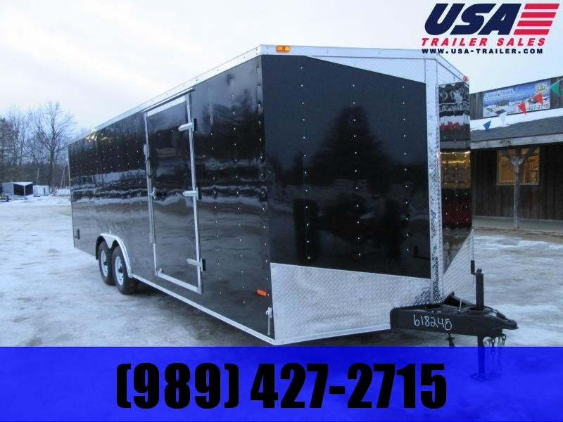 2018 MTI Trailers 8.5x20  Enclosed Cargo Trailer