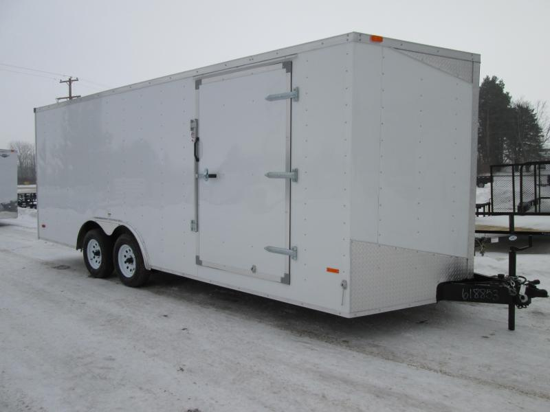 2019 MTI Trailers 8.5 x 28 10K Enclosed Cargo Trailer