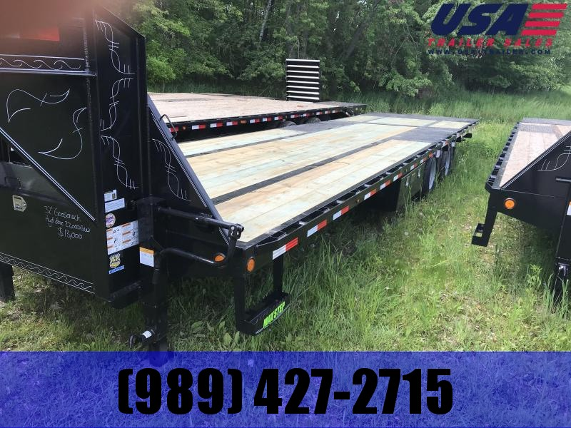 2020 Load Trail HYD DOVETAIL Equipment Trailer