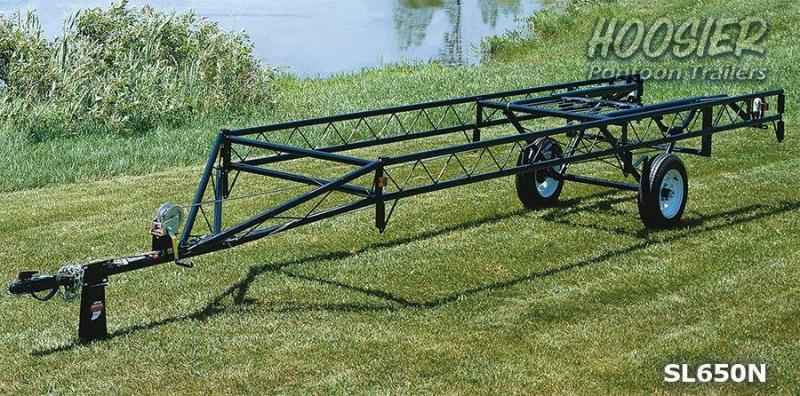 Hoosier SL650 N Pontoon Trailer