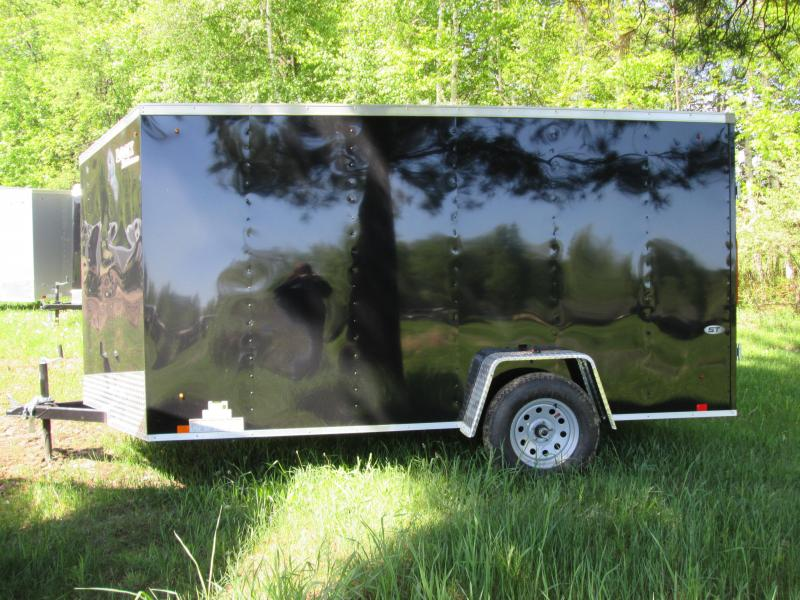 2019 Look Trailers 6x12 Enclosed Cargo Trailer