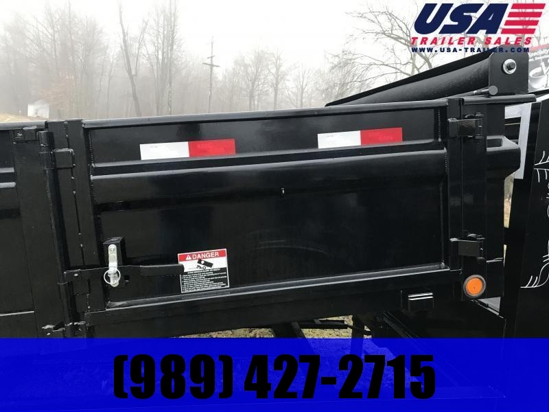2019 Load Trail 16 Goose Dump Trailer