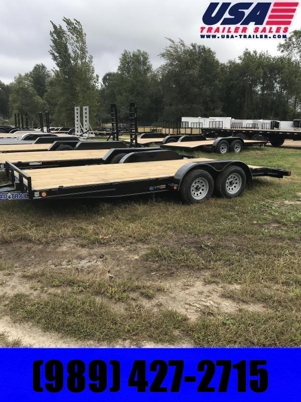 2020 Load Trail 16 ft Car / Racing Trailer OPEN