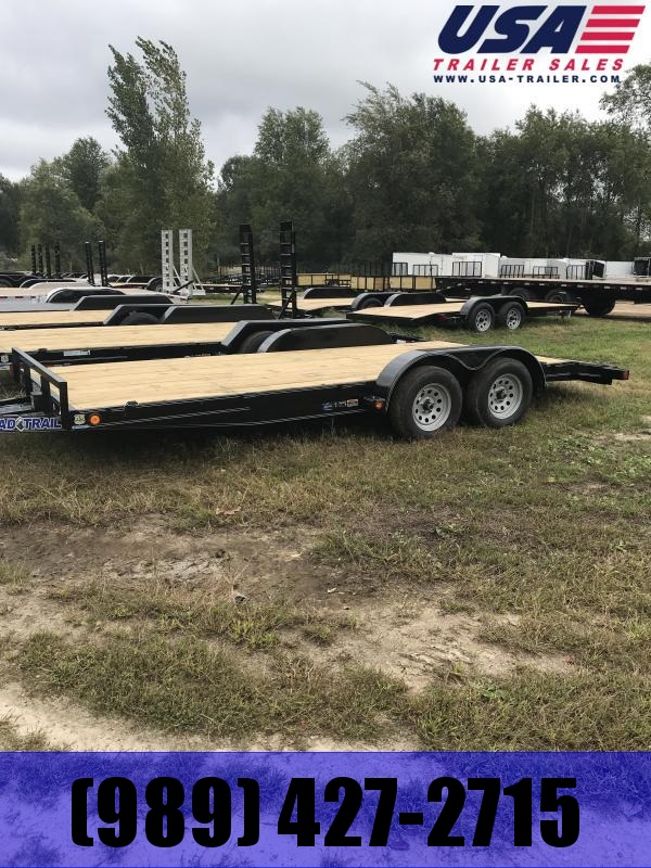 2019 Load Trail CH 83 x 18 Car / Racing Trailer