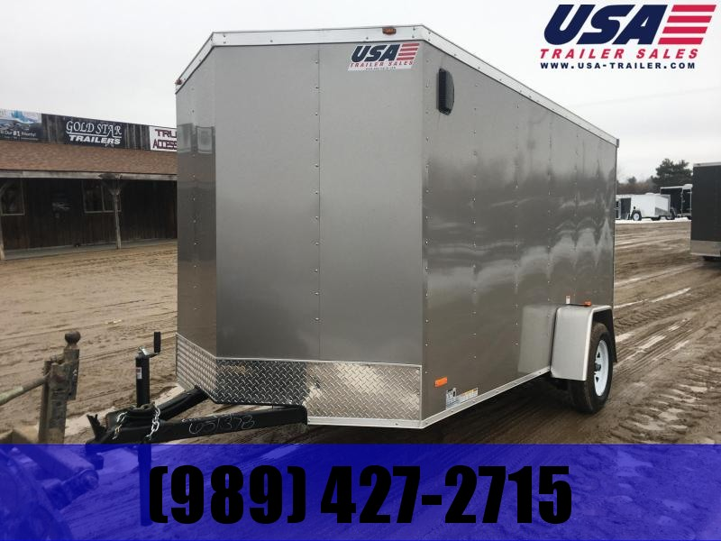 2019 MTI Trailers MWT 6X12SA Enclosed Cargo Trailer