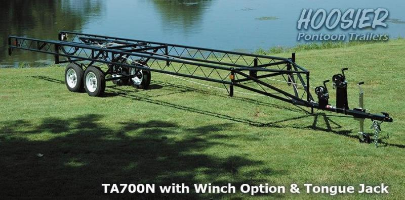 Hoosier TA650 N Pontoon Trailer