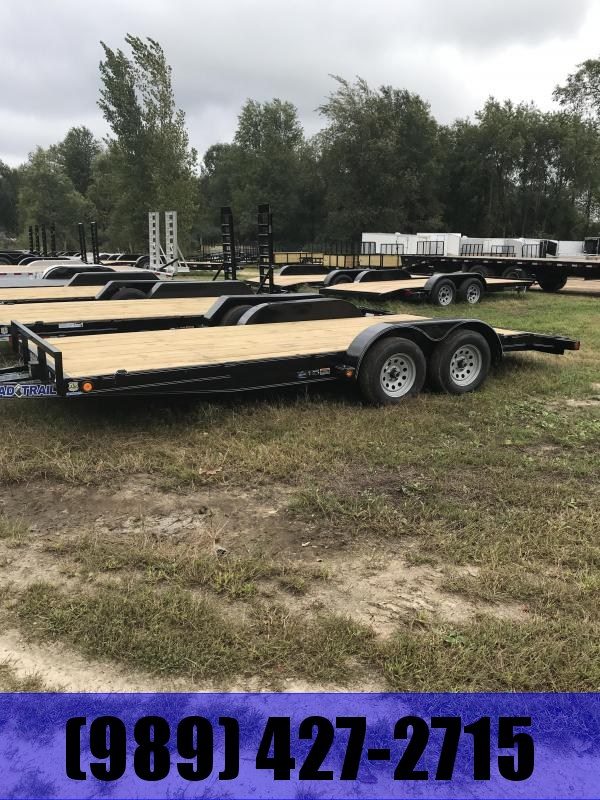 2018 Load Trail 16 OPEN CARHAULER Car / Racing Trailer