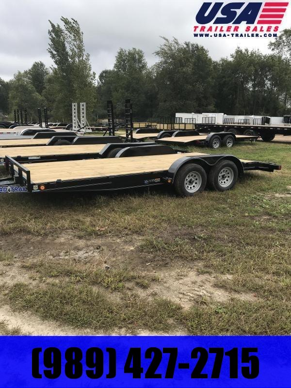 2019 Load Trail 18 ft Car / Racing Trailer OPEN