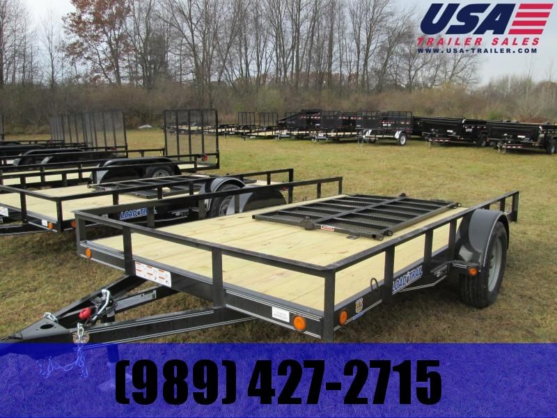 2018 Load Trail 83x12 3 channel Utility Trailer