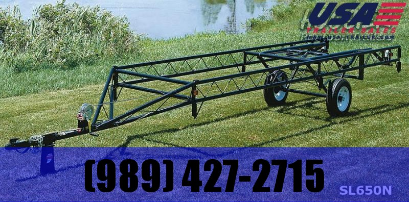 2019 Hoosier Trailers 16-20 CRANK UP Watercraft Trailer