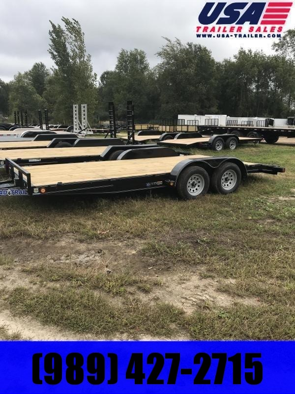 2020 Load Trail 18 ft Car / Racing Trailer OPEN