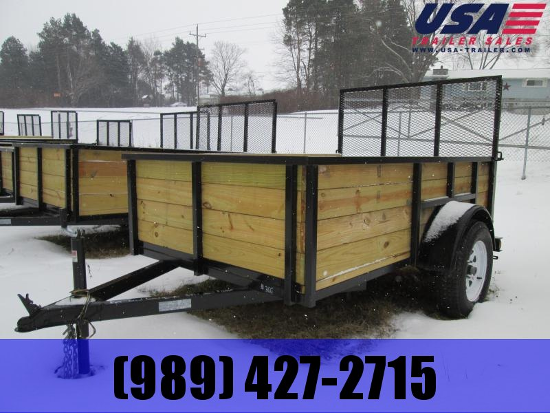 2018 Other Goldstar High Side Utility Trailer