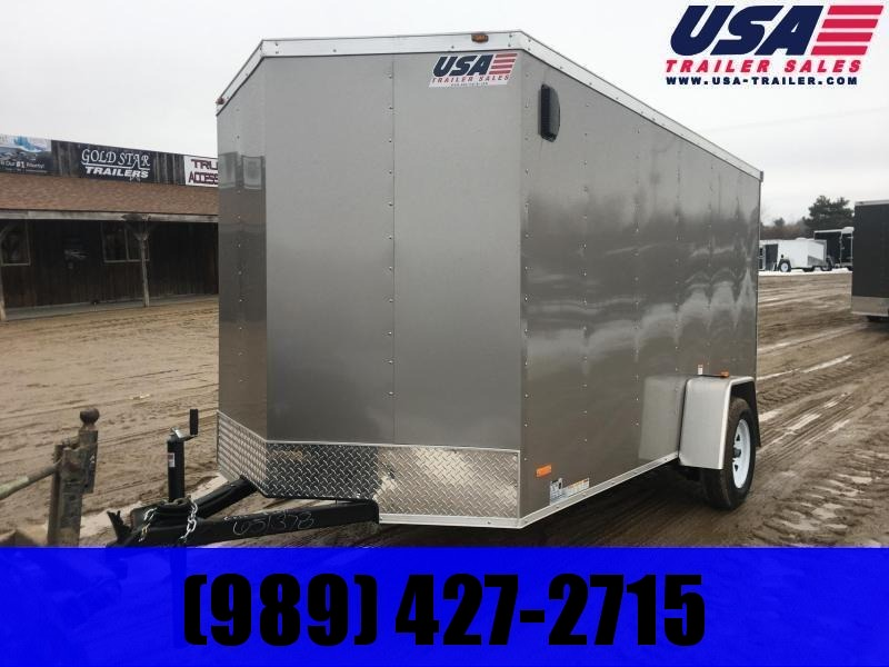 2020 MTI Trailers MDLX 6 X 12 Enclosed Cargo Trailer