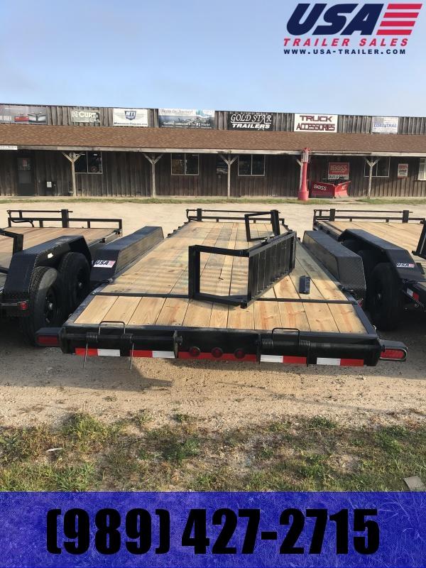 2020 Load Trail CH8324073 Equipment Trailer