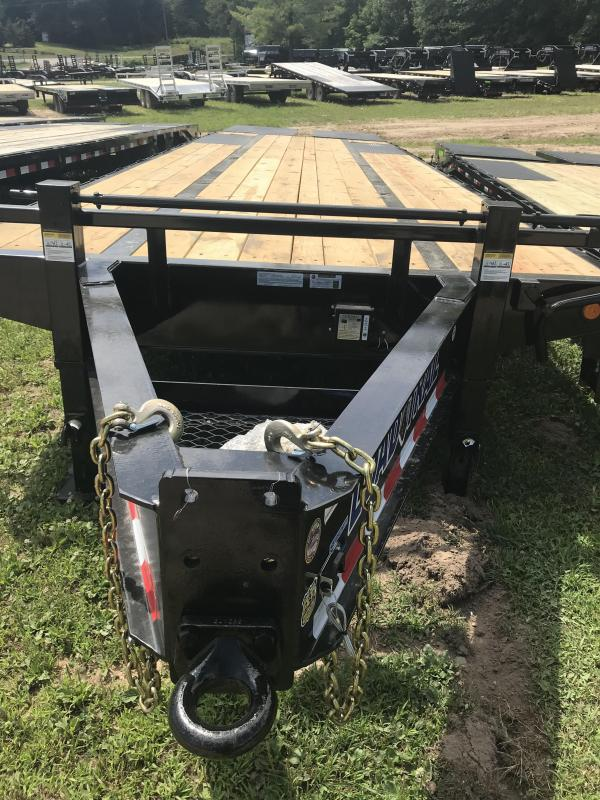 "2019 Load Trail 102"" X 32' Tandem Low-pro Equipment Trailer"