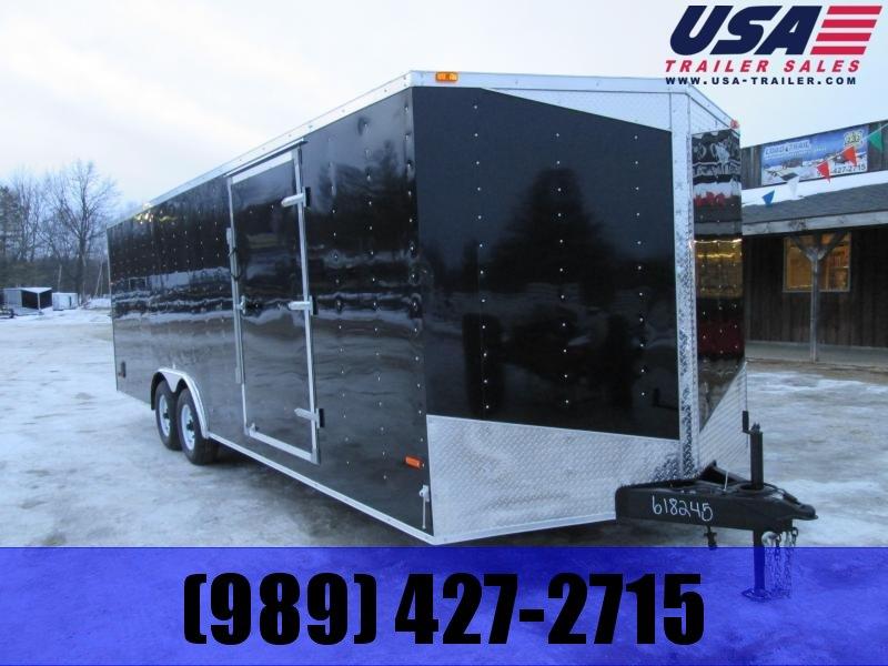 2019 MTI Trailers 8.5 x 28 10K Enclosed Cargo Trailer