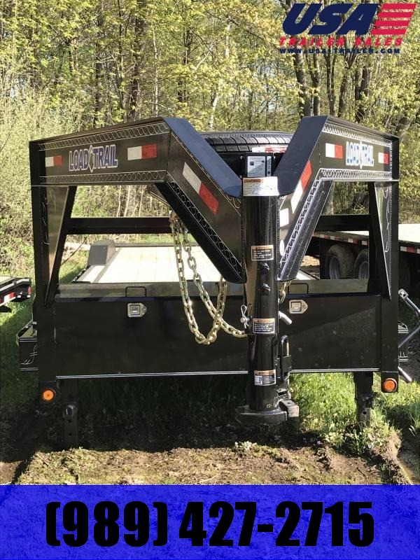 2019 Load Trail GH 25 22 K Goose Neck Equipment Trailer