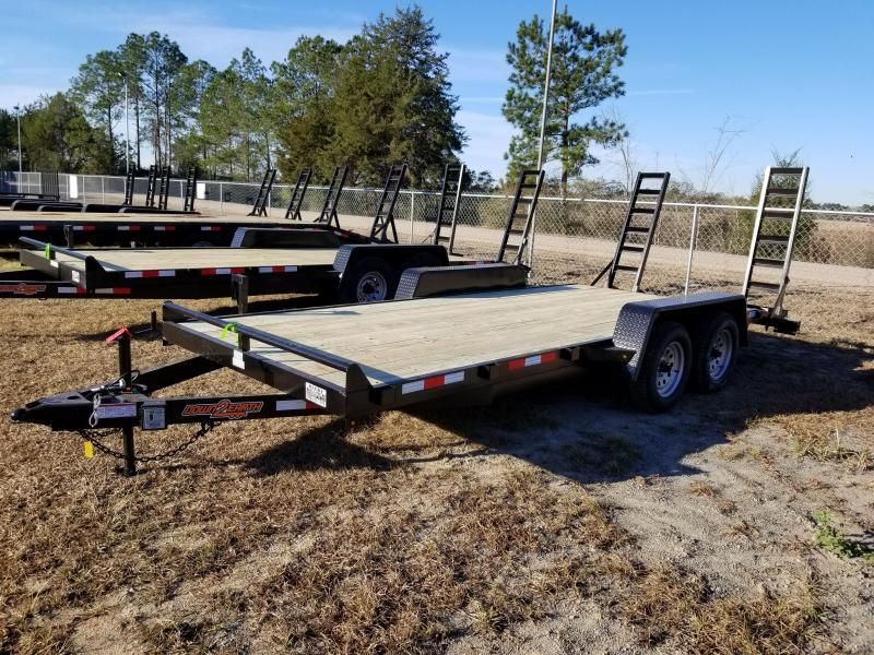 2018 Down 2 Earth Trailers DTE8218ER3.5B Equipment Trailer