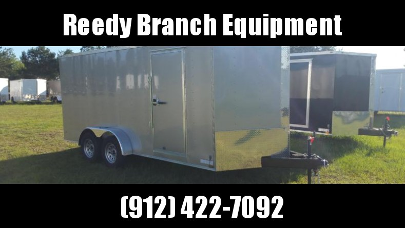 2017 Other Anvil AT7x16TA2 Enclosed Cargo Trailer