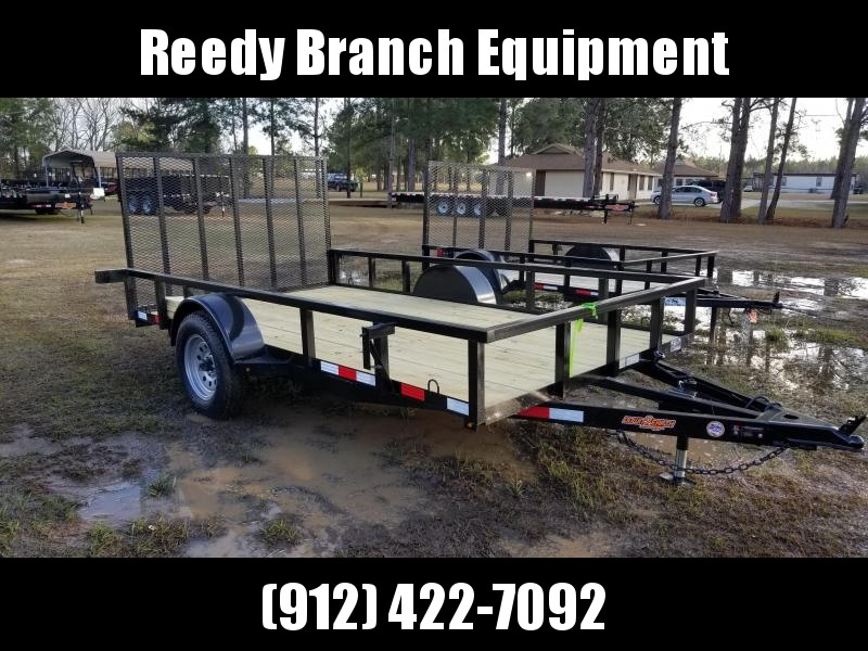 """2019 Down 2 Earth Trailers DTE7612G29 (76""""X12') Utility Trailer"""