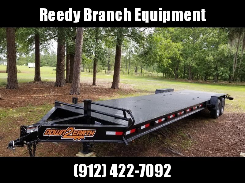 2019 Down 2 Earth Trailers DTE8234SCH7B Car / Racing Trailer