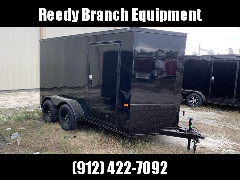 2019 Rock Solid Enclosed Cargo Trailer Blackout (ALL SIZES)