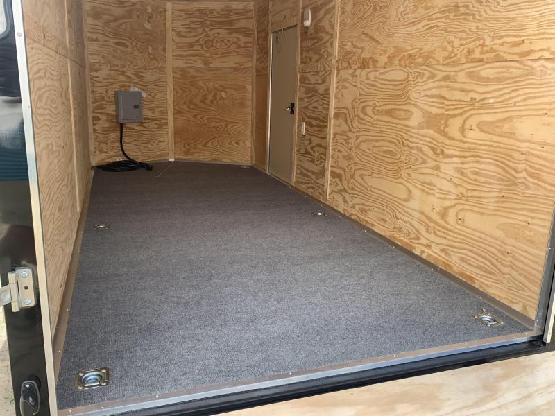 Gray Indoor/Outdoor Carpet on Floor $23 per foot