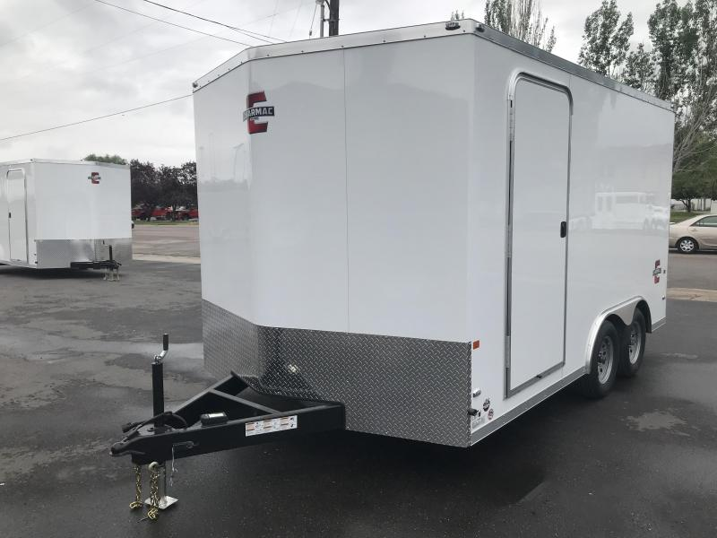 2018 Charmac Trailers 100 x 14 Stealth Enclosed Cargo Trailer