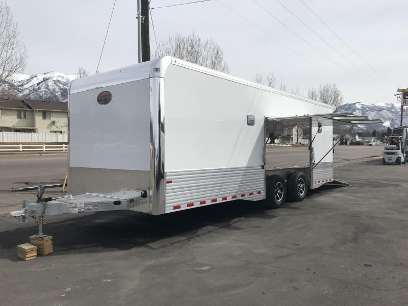 2018 Sundowner Trailers 24 Race Trailer