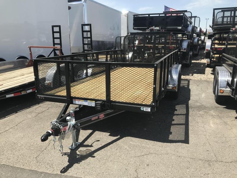 2019 PJ Trailers 83x16 High Side Utility Trailer